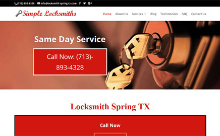 Simple Locksmiths