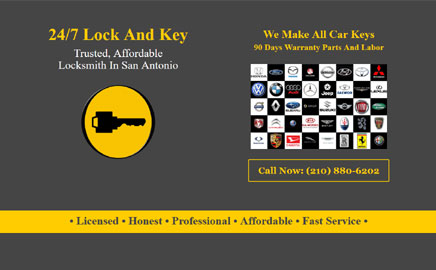 24/7 Lock and Key